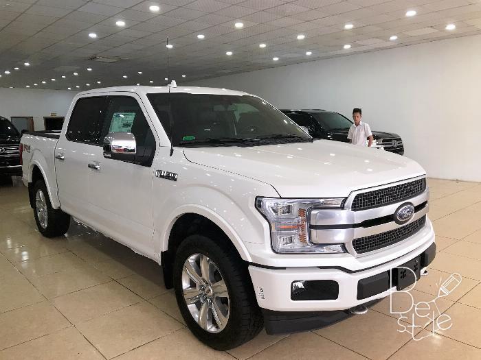 Siêu bán tải Ford F150 Limited 3.5, nhập MỸ ,2019,màu trắng ,mới 100%,xe giao ngay . 2