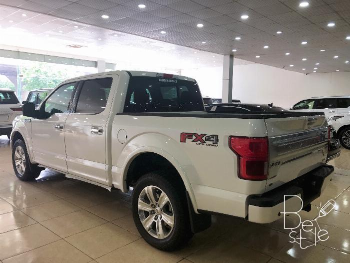 Siêu bán tải Ford F150 Limited 3.5, nhập MỸ ,2019,màu trắng ,mới 100%,xe giao ngay . 5