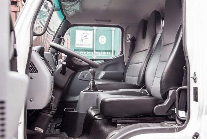 Xe tải Mitsubishi Fuso Fi tải 8 tấn đời 2019 thùng dài 7 mét Tặng 1000 lít dầu 7