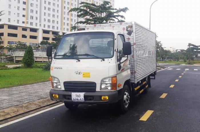 Xe tải Hyundai N250SL thùng dài - Gía mềm, trả trước 100 nhận xe ngay 6