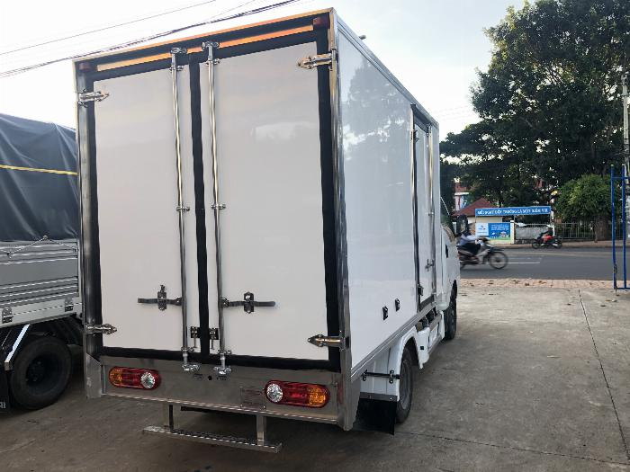 Giá xe tải Hyundai H150 thùng kín composite, hỗ trợ trả góp 80% LS thấp 0