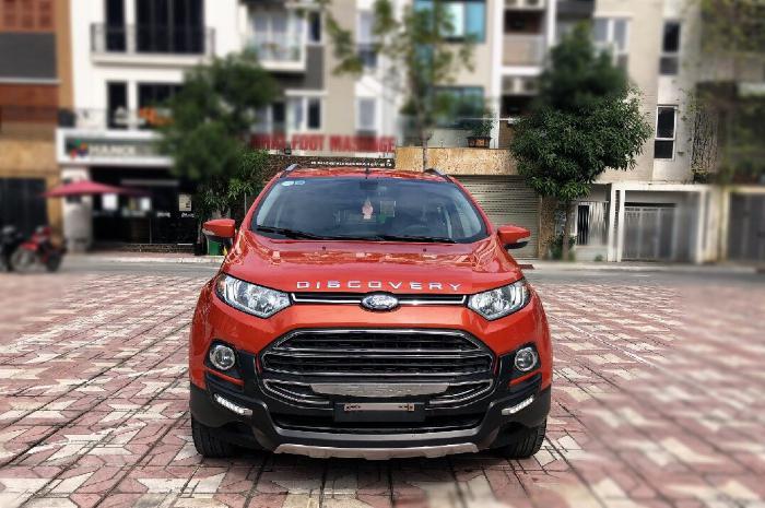 BÁN Ford Ecosport Bản Titanium sx 2018 Đẹp Nhất Việt Nam