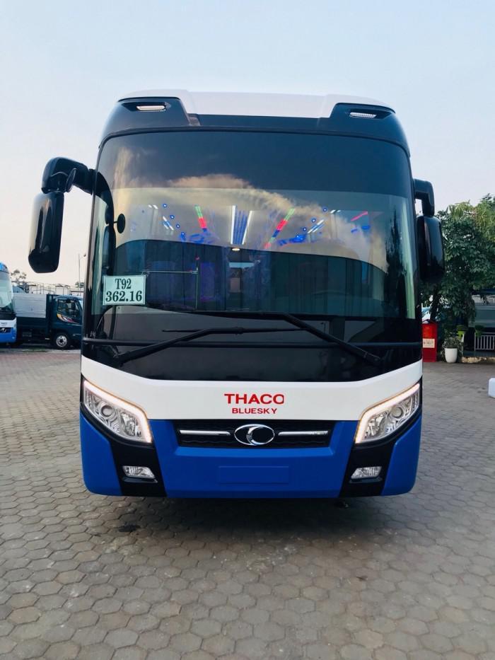 xe thaco 47 chỗ cao cấp giá tốt cuối năm