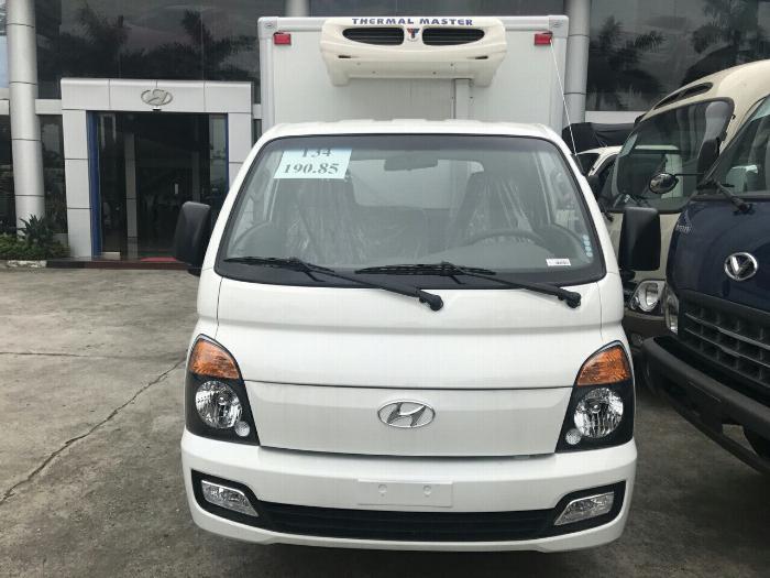 Bán xe tải Hyundai H150 thùng đông lạnh, hỗ trợ trả góp 80% LS thấp 2