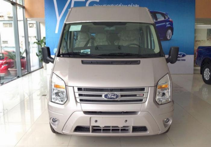 Xe Ford Transit Standard MID 2019 - 705 Triệu 1