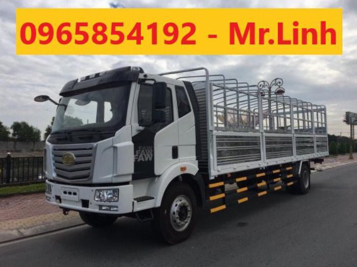 Mua xe tải FAW 7.25T thùng mui bạt trả trước 250tr 0969277455