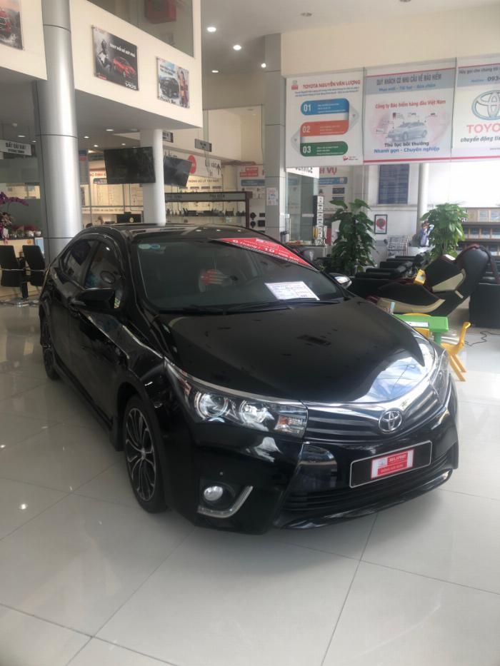 Đại lý Toyota Sure Nguyễn Văn Lượng