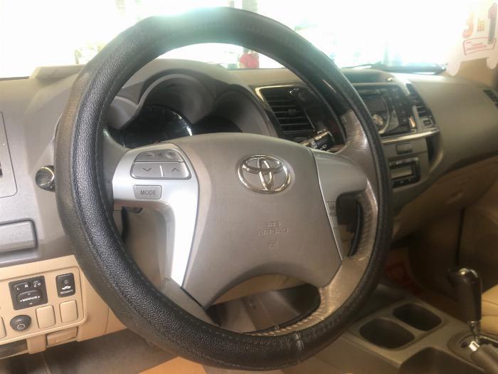 Mua xe Toyota đã qua sử dụng