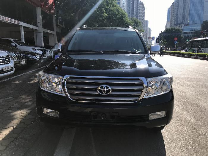 Bán Toyota Land Cruiser VX sản xuất 2010 xe nhập khẩu Nhật