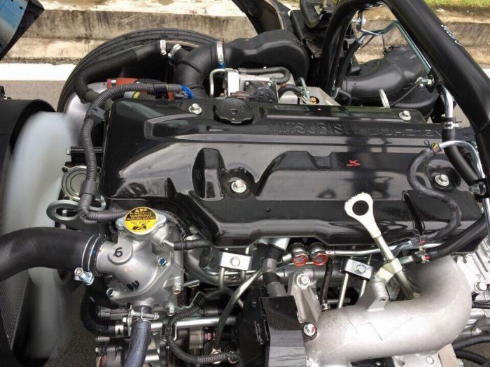 Xe tải Fuso FI Canter12.8RL Tải trọng 7,5 Tấn thùng dài 7m giá rẻ tạo Bình Dương 8