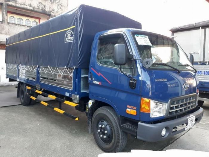 xe tải HUYNDAI N250SL TẢI THÙNG 2.4 TẤN