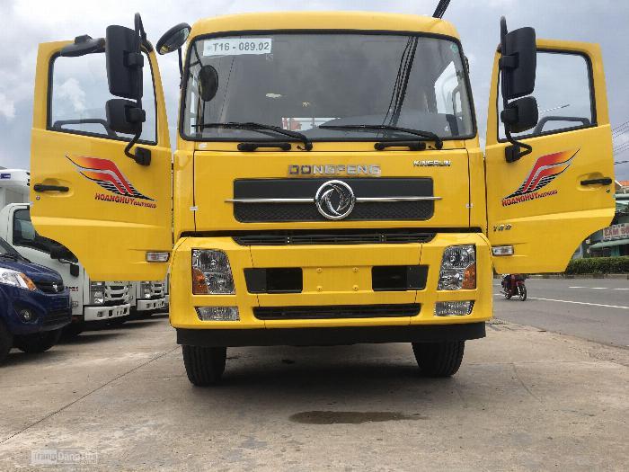 Xe tải DONGFENG 8 TẤN THÙNG DÀI 10M