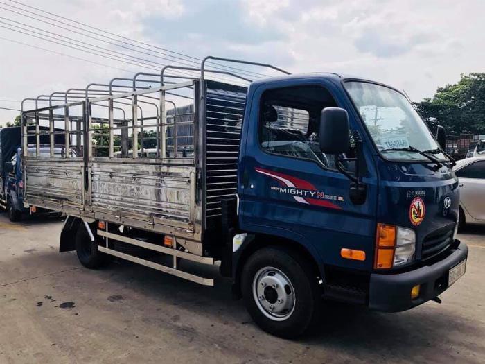Xe tải 2.4 tấn thùng dài 4m3 - Hyundai N250SL