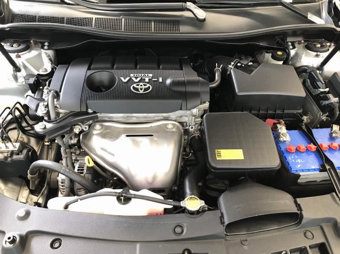 Bán xe Camry 2.5G sx 2015 màu bạc, tặng ngay trước bạ và bảo hiểm 2 chiều 6