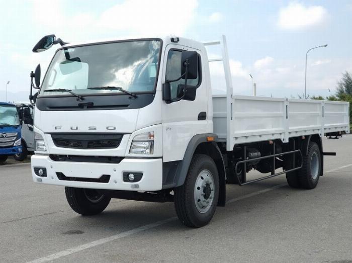 Xe tải Fuso FI Canter12.8RL Tải trọng 7,5 Tấn thùng dài 7m giá rẻ tạo Bình Dương 2
