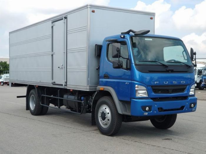 Xe tải Fuso FI Canter12.8RL Tải trọng 7,5 Tấn thùng dài 7m giá rẻ tạo Bình Dương 3
