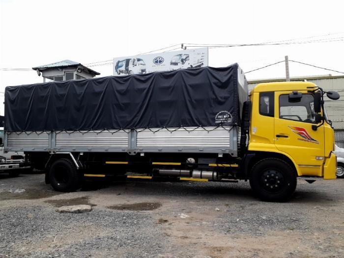 Xe tải DONGFENG 8 TẤN THÙNG DÀI 10M 6