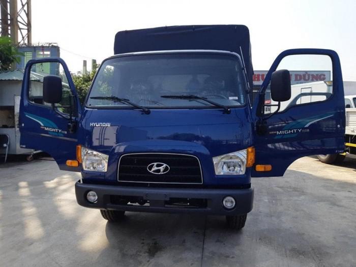 So sánh xe tải 7 tấn Hyundai 110s và Isuzu FRR90NE4