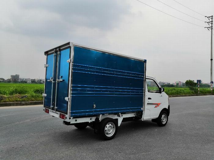 Dongben thùng kín giá rẻ- cọc 70tr lấy xe - giao xe tận nhà