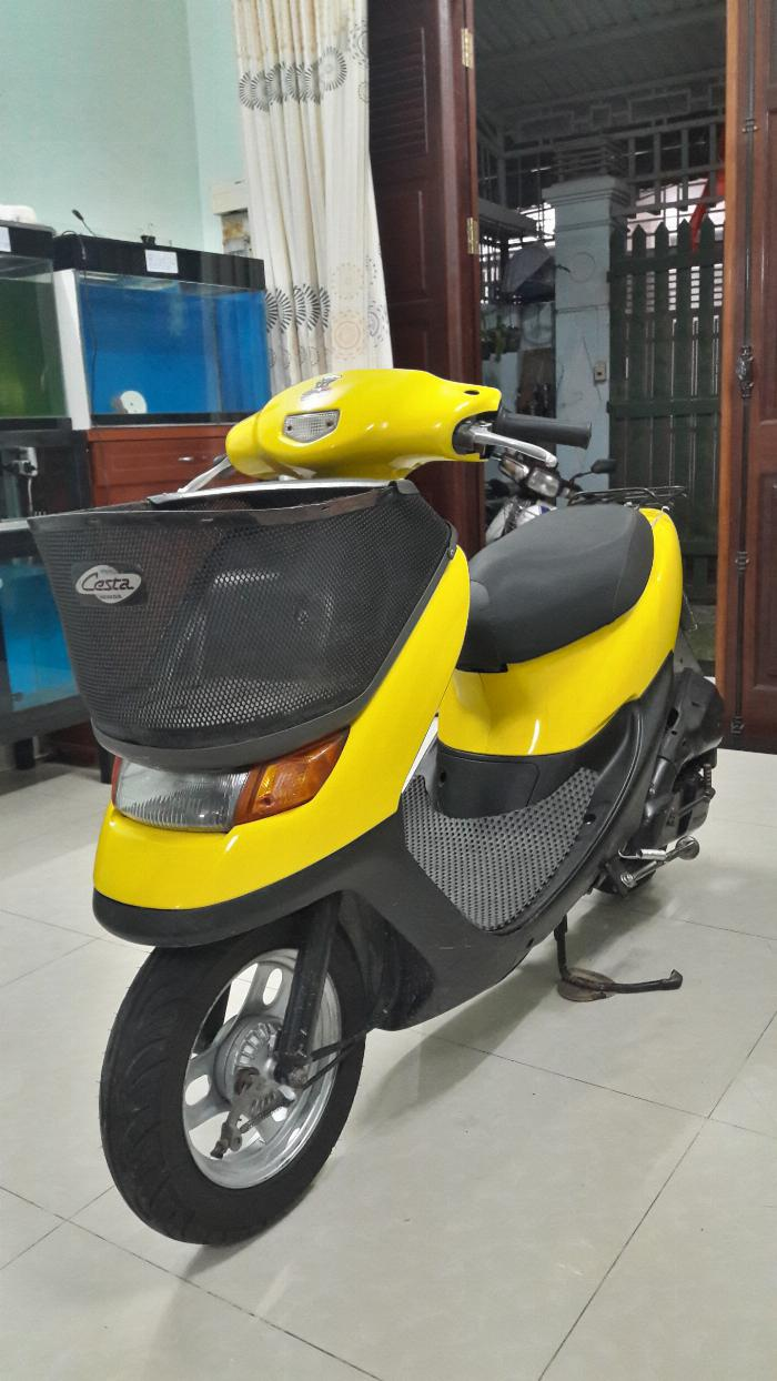 Honda dio cesta 50cc