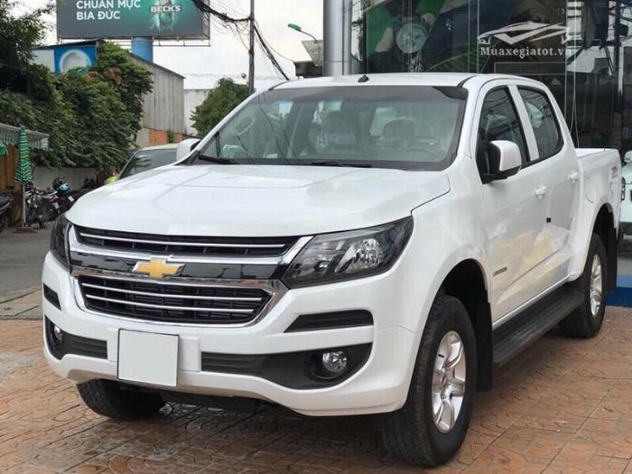 Chevrolet colorado 2.5L 4x2 AT