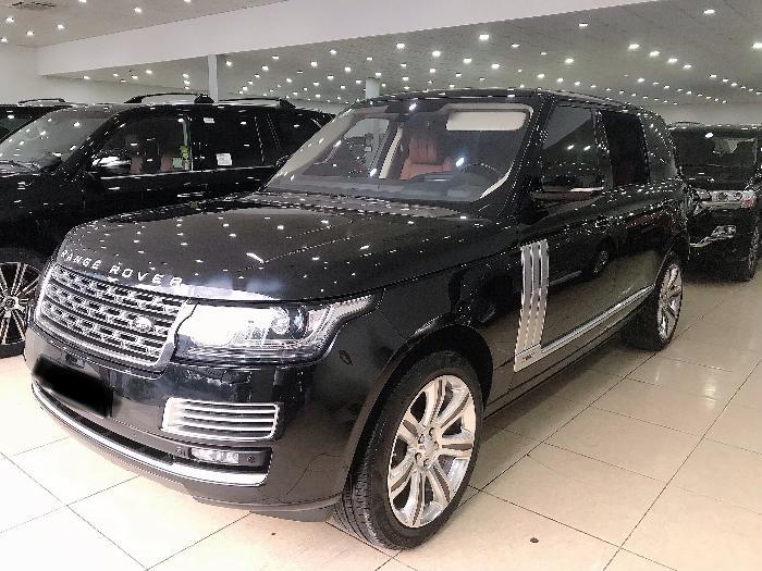 Bán Range Rover Autobiography LWB Black Edition,đăng ký 2016,phiên bản giới hạn 100 chiếc.cực hiếm .
