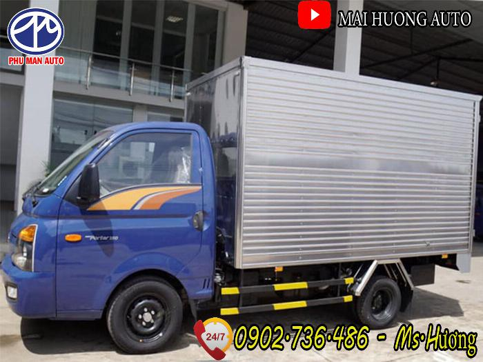 Xe tải Huyndai 1.5 tấn H150 - model 2019