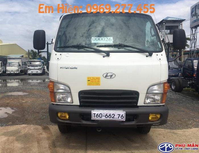 Hyundai N250SL 2t4 – Giá 490 triệu | Lựa Xe – Lựa Ưu Đãi | Hotline: 0969.138.455