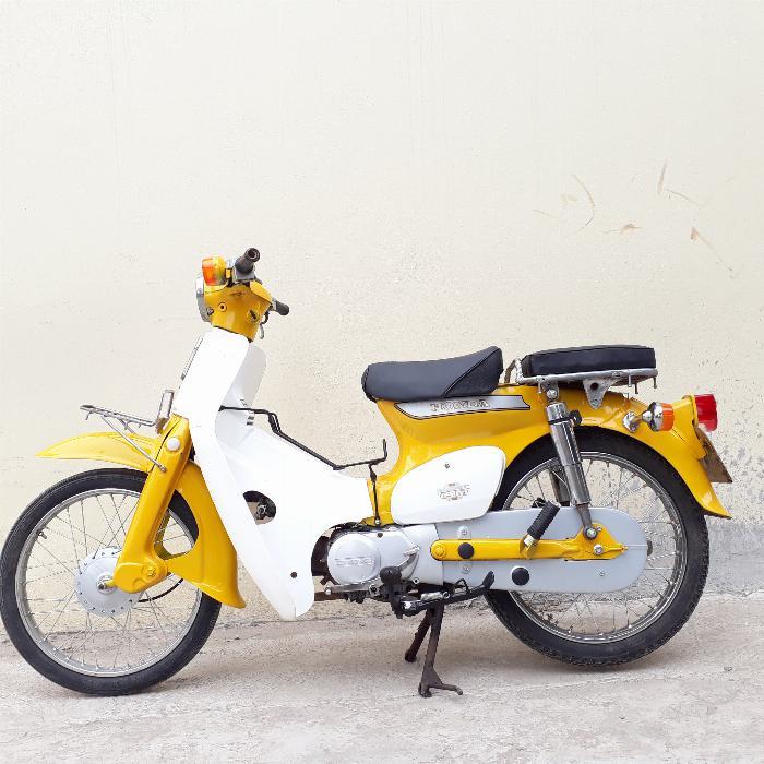 Cub 81 70cc Honda Nhật Bản biển số Hà Nội 29