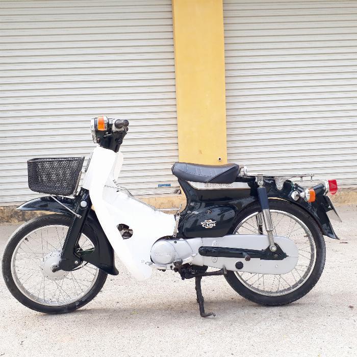 Cub 81 Honda Nhật 70c đời cao nhất biển Hà Nội 29