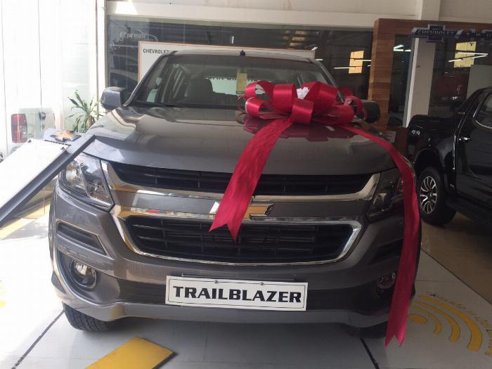 Chevrolet Trailblazer giảm 100 triệu đồng