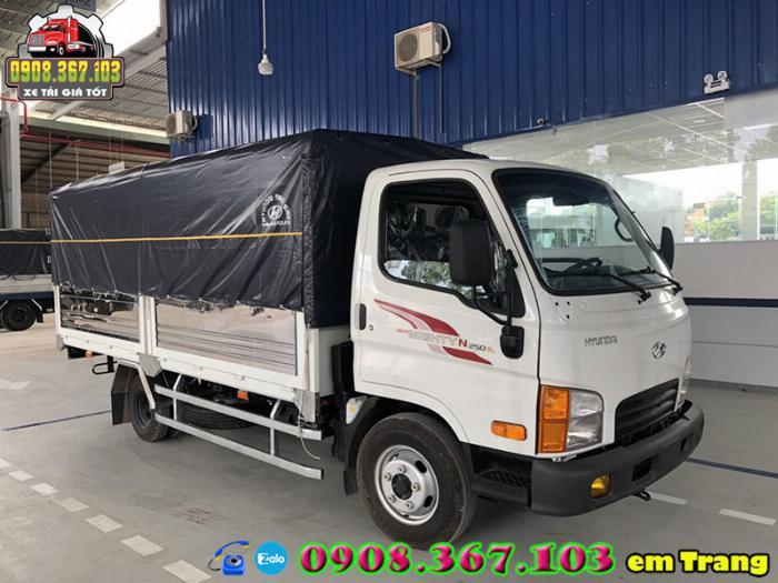 Giá xe hyundai 2.5 tấn - Hỗ trợ vay vốn 80% 0