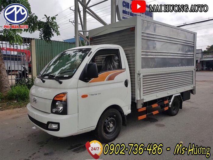 Xe tải Huyndai 1.5 tấn H150- model 2019, xe sẵn