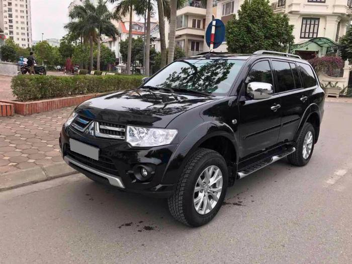Mitsubishi Pajero Sport giảm 92.5 triệu đồng
