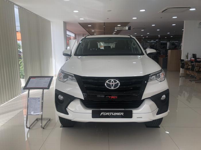 Toyota Fortuner giảm 150 triệu đồng