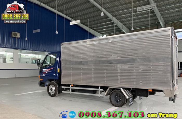 Giá xe hyundai 2.5 tấn - Hỗ trợ vay vốn 80% 7