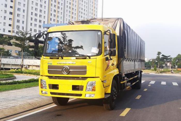 Bán xe tải Dongfeng phiên bản 8 tấn thùng 9.5M giá 890Tr 1