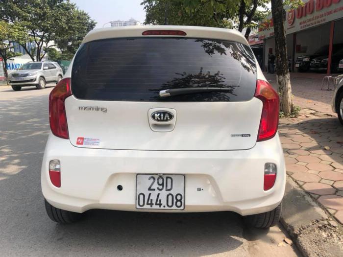 Cần Bán Xe Kia Mornong Van 2014 full option 4abs 2
