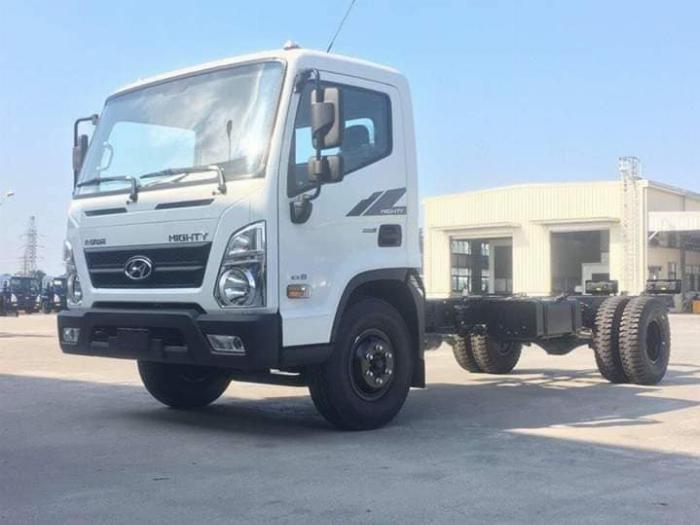 Giá Xe Tải 8 Tấn Hyundai Mighty EX8 2020 Trả Góp 0