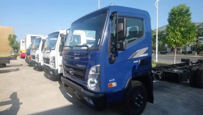 Báo Giá xe tải Hyundai Mighty EX6 tải trọng 5 tấn, hỗ trợ trả góp 80% LS thấp