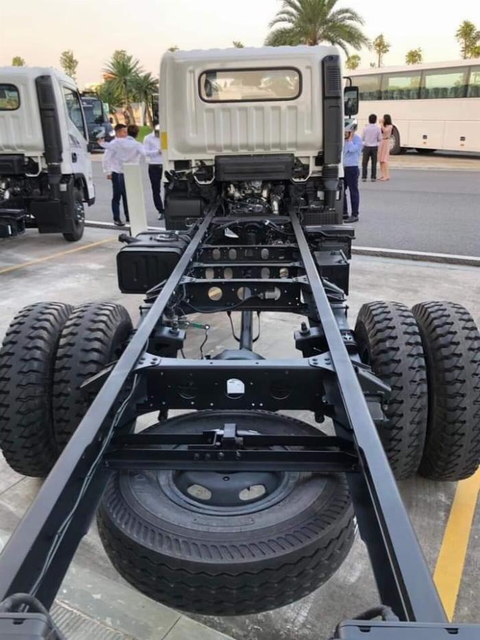 Báo Giá xe tải Hyundai Mighty EX6 tải trọng 5 tấn, hỗ trợ trả góp 80% LS thấp 2