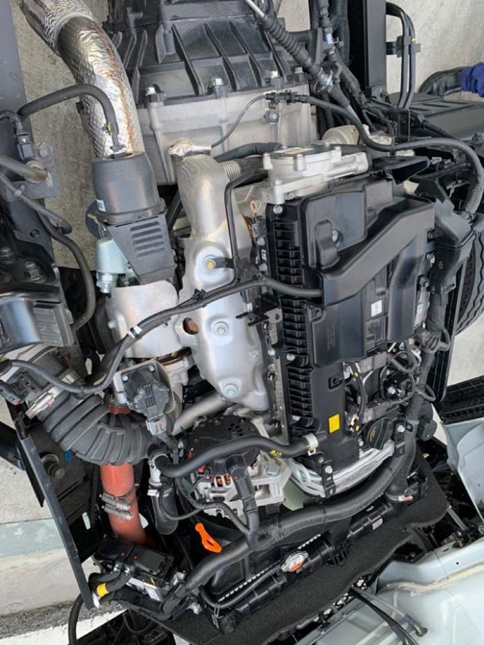 Báo Giá xe tải Hyundai Mighty EX6 tải trọng 5 tấn, hỗ trợ trả góp 80% LS thấp 4