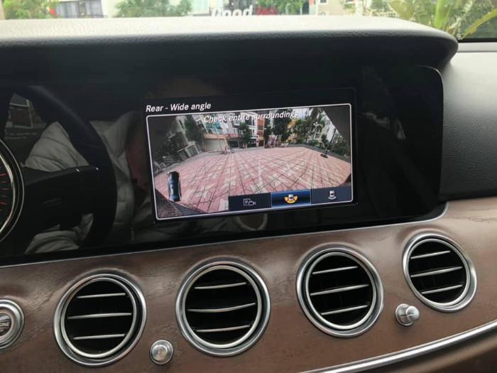 Cần bán Mercedes Benz 2016 đăng ký 2017 mầu đên nội thất nâu 3