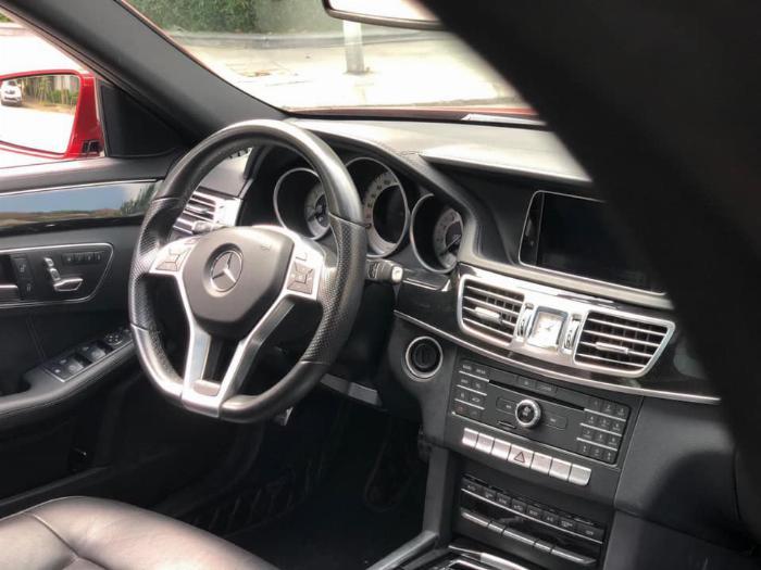 Bán xe Mercedes Benz E250 AMG sản xuất 2015 4
