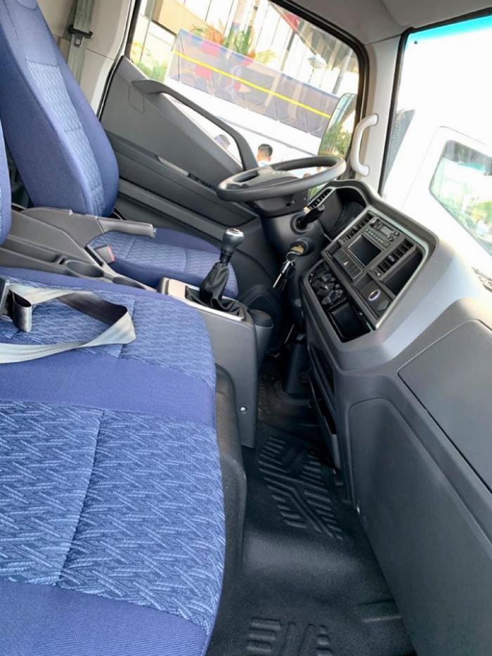 Báo Giá xe tải Hyundai Mighty EX6 tải trọng 5 tấn, hỗ trợ trả góp 80% LS thấp 5