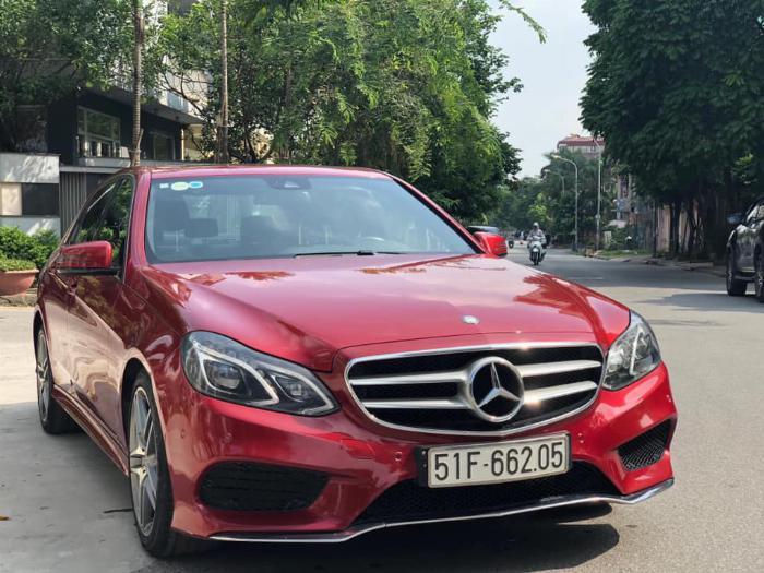 Bán xe Mercedes Benz E250 AMG sản xuất 2015 6