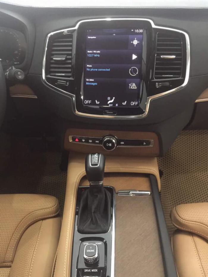 Bán xe Volvo XC90 incription nhập Mỹ sản xuất 2015 1