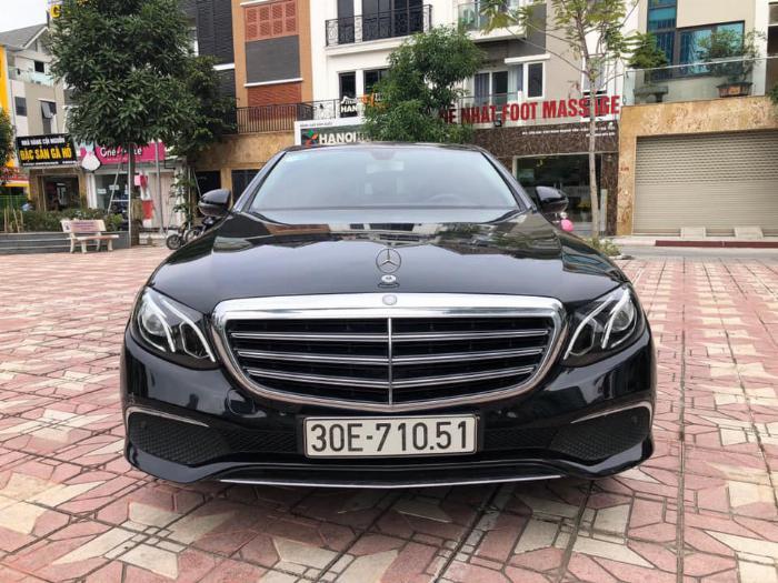 Cần bán Mercedes Benz 2016 đăng ký 2017 mầu đên nội thất nâu 11