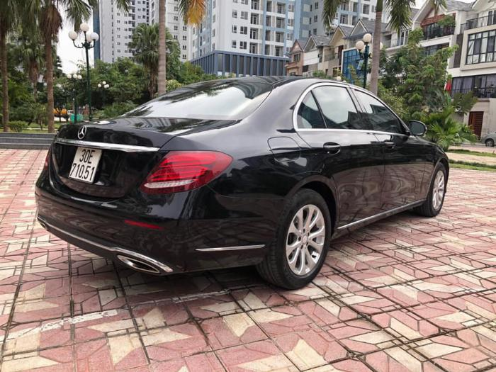 Cần bán Mercedes Benz 2016 đăng ký 2017 mầu đên nội thất nâu 12