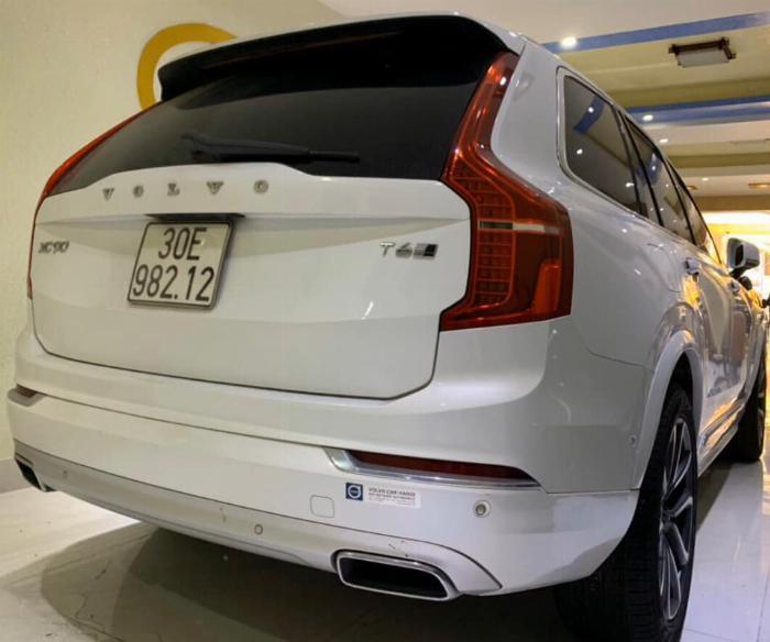 Bán xe Volvo XC90 incription nhập Mỹ sản xuất 2015 3